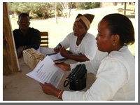 Engender training for African Medical and Research Foundation